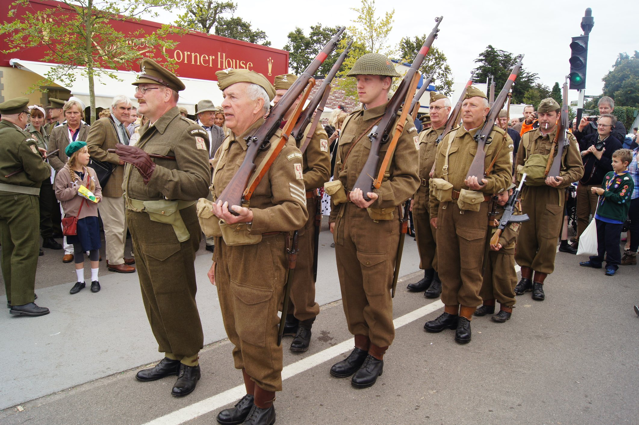 Dad's Army: A Withering Cyber-Defence Force